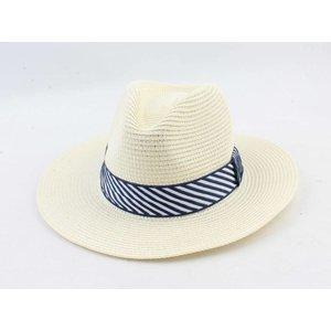 """Panama hoed """"Selin"""" creme"""