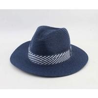 """Panama hoed """"Selin"""" army blauw"""