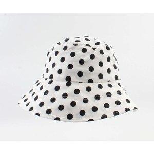 "Sun hat / Fisher hat ""Maura"" white"