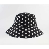 "Sun hat / Fisher hat ""Maura"" black"