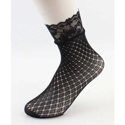 """Panty socks """"Iva"""" black"""