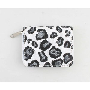 "Wallet ""Miley M"" gray"