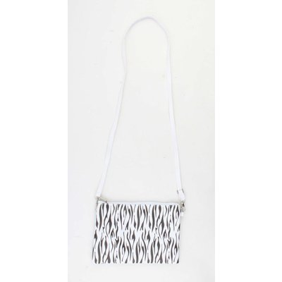 "Toiletry bag ""Mirre"" black / white"