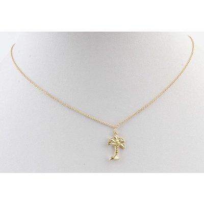 """Halskette  """"Tara"""" gold"""