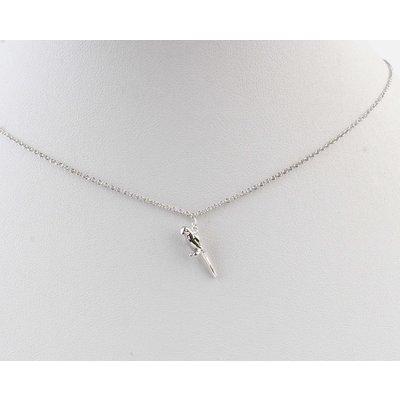"Necklace  ""Tarva"" silver"