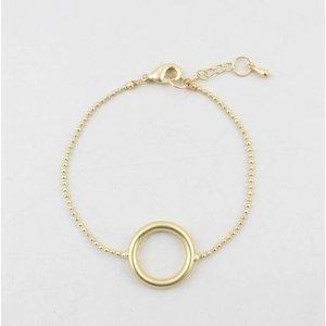 """Armband """"Tamar"""" goud"""