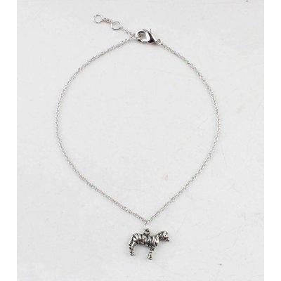 """Armband """"Tamara"""" zilver"""
