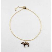 """Armband  """"Tamara"""" gold"""