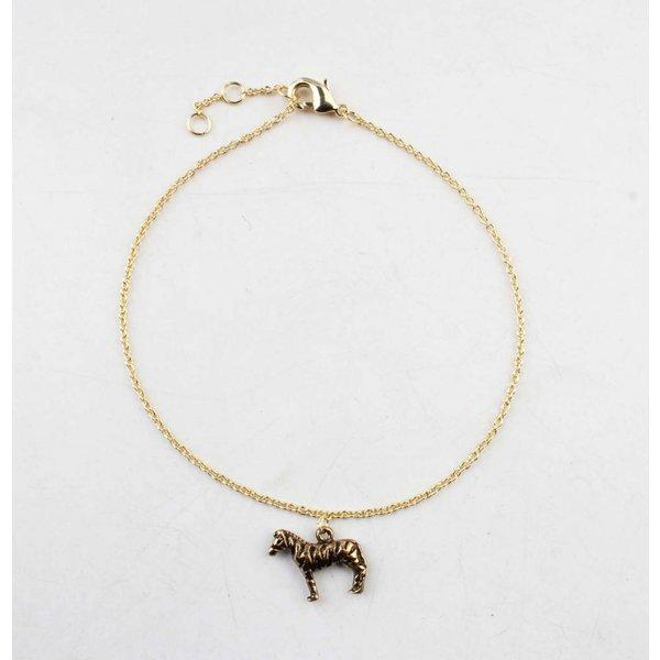 """Armband """"Tamara"""" goud"""