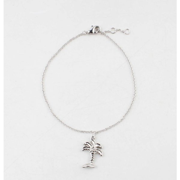 """Armband """"Tara"""" zilver"""