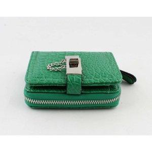"Wallet  ""Toma"" green"