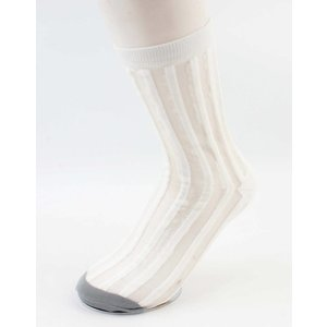"Panty socks  ""Toos"" white, per 2pcs."