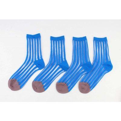 "Panty socks  ""Toos"" blue, per 2pcs."
