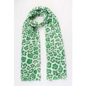 "Scarf  ""Ursina"" green"