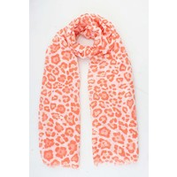 "Scarf  ""Ursina"" red"