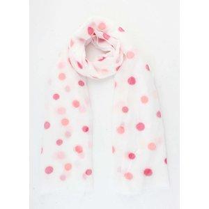 "Sjaal ""Velité"" roze"