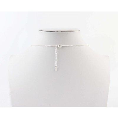 """Necklace  """"Tamar"""" silver"""