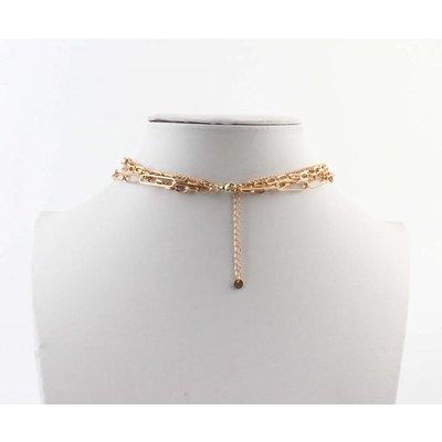 "Halskette  ""Tess"" gold"