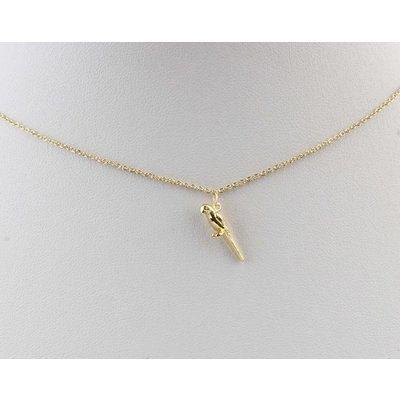 """Necklace  """"Tarva"""" gold"""