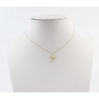 "Necklace  ""Tara"" gold"