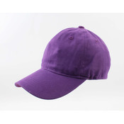 "Cap ""Washed denim"" purple"