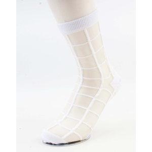 """Socks """"Suhai"""" white, per 2 pairs"""