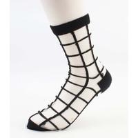 """Socks """"Suhai"""" black, per 2 pairs"""