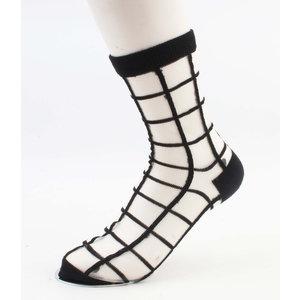 "Socken ""Suhai"" schwarz, doppelpack"