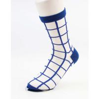 "Sokken ""Suhai"" blauw, per 2 paar"