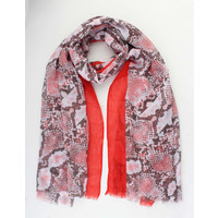 "Scarf ""Osly"" red"
