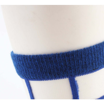 "Socken ""Suhai"" blau, doppelpack"