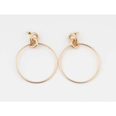 "Earring ""Tergit"" gold"