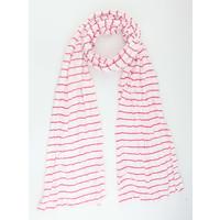 """Schal """"Velinga"""" pink"""