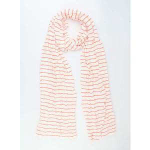 "Scarf ""Velinga"" orange"