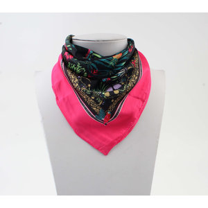 "Bandana ""Boé"" pink / multi"