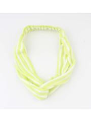 "Headband ""Choum"" yellow, per 2pcs."