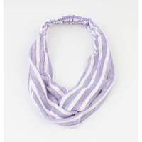"Headband ""Choum"" purple, per 2pcs."