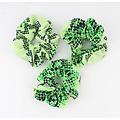 """Scrunchie """"Koutou"""" green"""