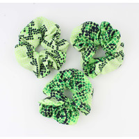 """Scrunchie """"Koutou"""" grün"""