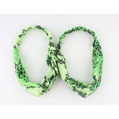 """Stirnband """"Tam"""" grün"""