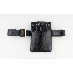 "Waist bag ""Lowa"" black"