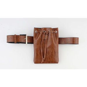 "Waist bag ""Lowa"" brown"