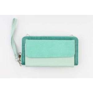"Wallet ""Souna"" mint"