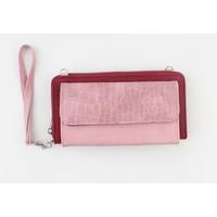 """Wallet """"Souna"""" pink"""