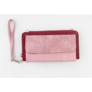 "Geldbörse ""Souna"" pink"