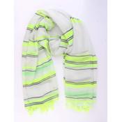 """Sjaal """"Onga"""" groen"""