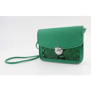 "Crossbody bag ""Lomie"" green"