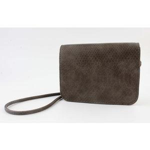 "Crossbody bag ""Alati"" dark green"