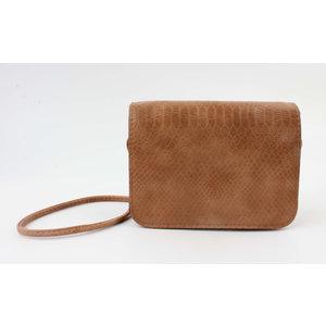"""Crossbody bag """"Alati"""" brown"""
