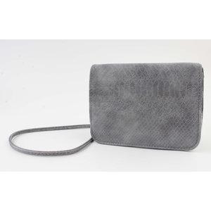 "Crossbody bag ""Alati"" gray"